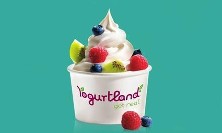 Yogurtland Winter Park