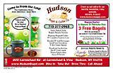 Hudson Bagel & Coffee