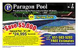 Paragon Pool & Spa