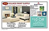 Village Paint Supply Inc.