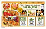 Toyo Sushi & Asian Grill