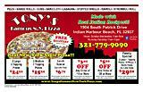 Tony's Famous New York Pizza