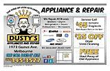 Dusty's Appliance Repair