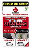 Fast Gutter Cleaning