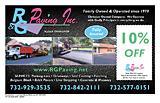 R & G Paving Inc