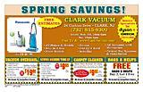 Clark Vacuum / Bob Campenelli