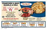 Cranford's Best Bagel