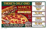 Marc's Deli & Pizzeria