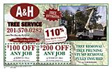 A AND H TREE SERVICE