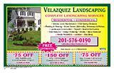 Velazquez Landscaping New