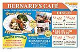 Bernards Cafe