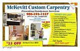 Mckevitt Custom Carpentry