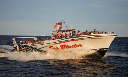 Destin's Original Sea Blaster Dolphin Tours