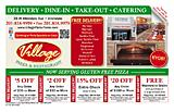 Village Pizza/Lonely Night Saloon
