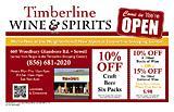 Timberline Wine And Spirits