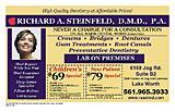RICHARD A. STEINFELD, DMD, PA