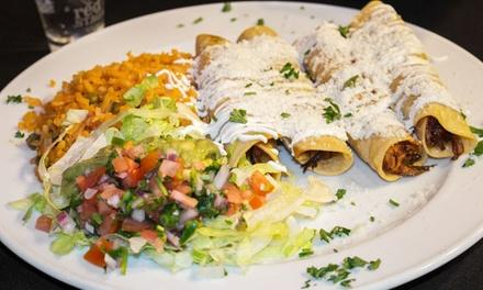 Blue Agave Mexican Bar and Grill