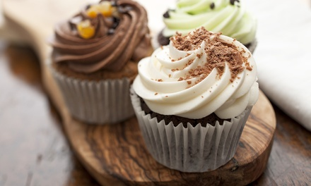 Pure Southern Girl Cupcakes