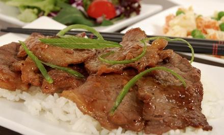 Yummy Mongolian BBQ