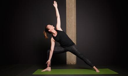 Sculpt Yoga