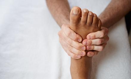 Chinese Ancient Foot Spa