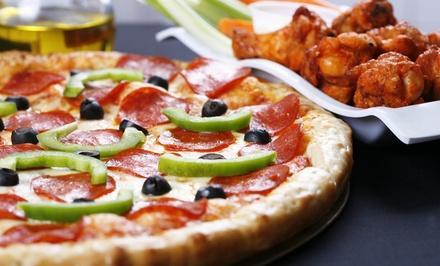 Buffalo Brothers Pizza & Wing Company