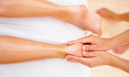 Susan Laxalt at A Little Zen Hair and Massage