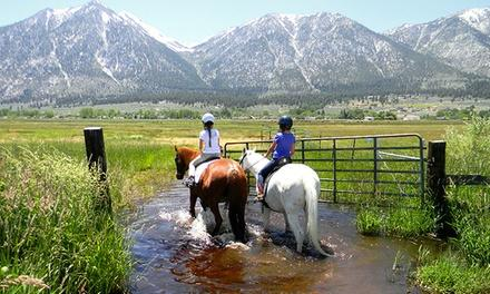 Sheridan Creek Equestrian Center