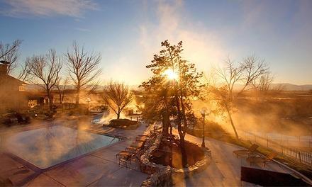 David Walley's 1862 Hot Springs Resort