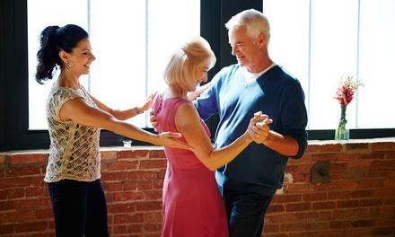 Lessons  in Ballroom Dance Studio