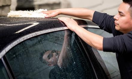 RADIANCE FULL SERVICE CAR WASH-Folsom