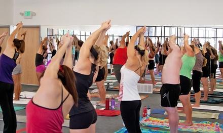 Bikram Yoga West Jordan