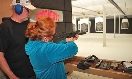 Good Guys Gun Range