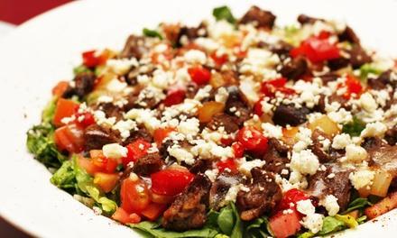 Tripoli's Mediterranean Grill & Hookah Lounge