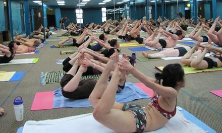 Bikram's Yoga College of India