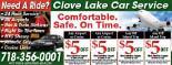Clove Lake Cars