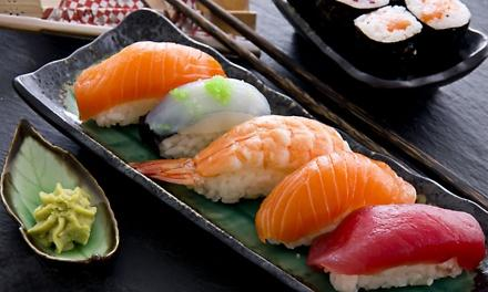 Blue Fin Sushi - Food Delivery