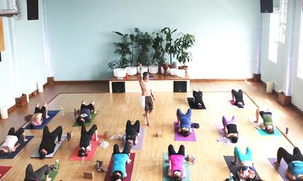 Yoga Flow SF