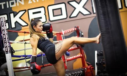 Condition and Competition Kickboxing