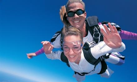 Skydive Holister