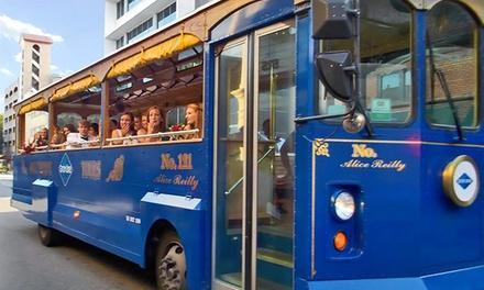 Oglethorpe - Gray Line Savannah Trolley Tours