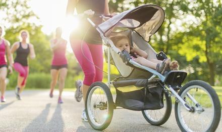 Stroller Strong Moms
