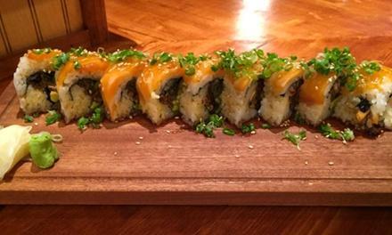 Mejari Fusion Sushi