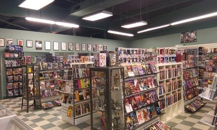 Subspace Comics