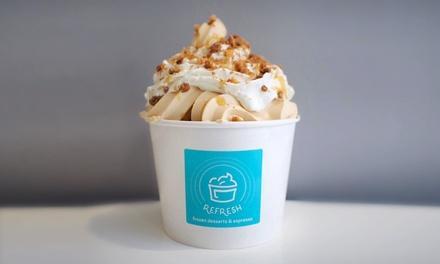 Refresh Frozen Desserts & Espresso