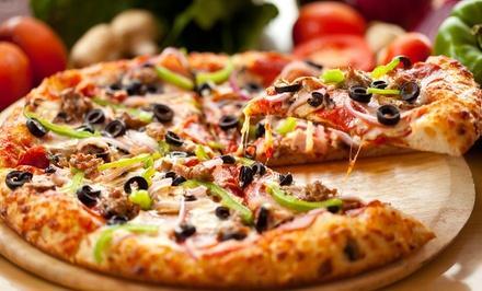 St Louis Pizza & Frozen Custard