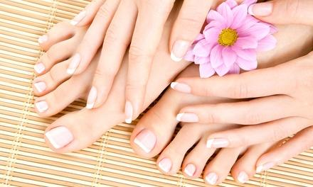 Timeless Nails by Pachoua
