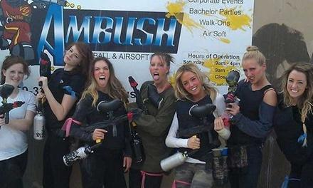 Ambush Paintball Park