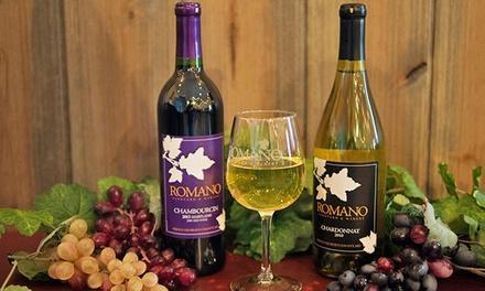 Romano Vineyard and Winery