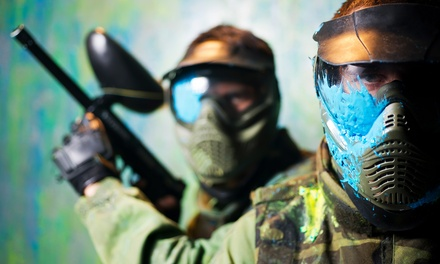 Mansion House Paintball